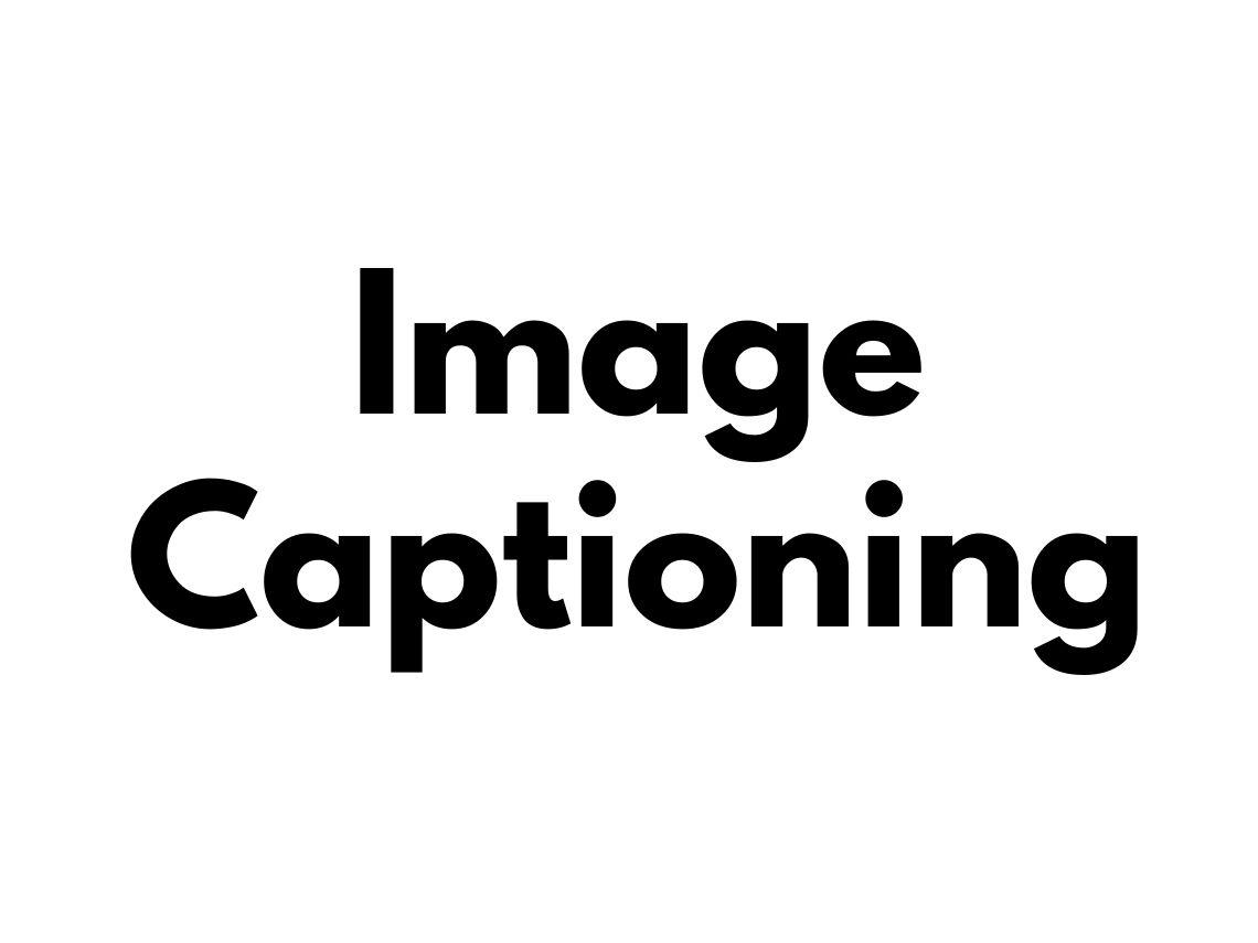 Image Captioning
